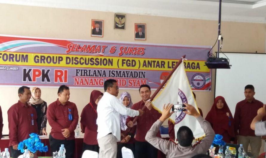 PTISI ULB Gelar Seminar Anti Korupsi dan FGD