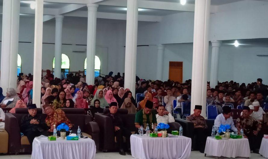 ULB Peringati Maulid Nabi Muhammad SAW 1441 H Tahun 2019