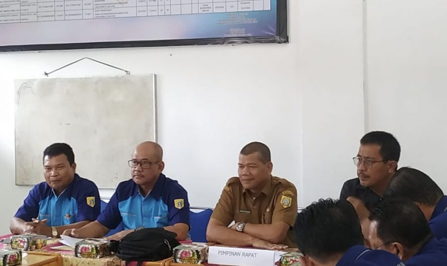 Rektor Universitas Labuhanbatu Sebagai Nara Sumber Dalam Penetapan Upah Minimum Sektoral Kabupaten (UMSK) Labuhanbatu Selatan Tahun 2020